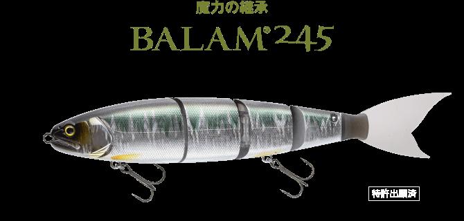 BALAM 245